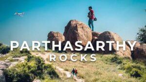 The Parthasarathy Rocks